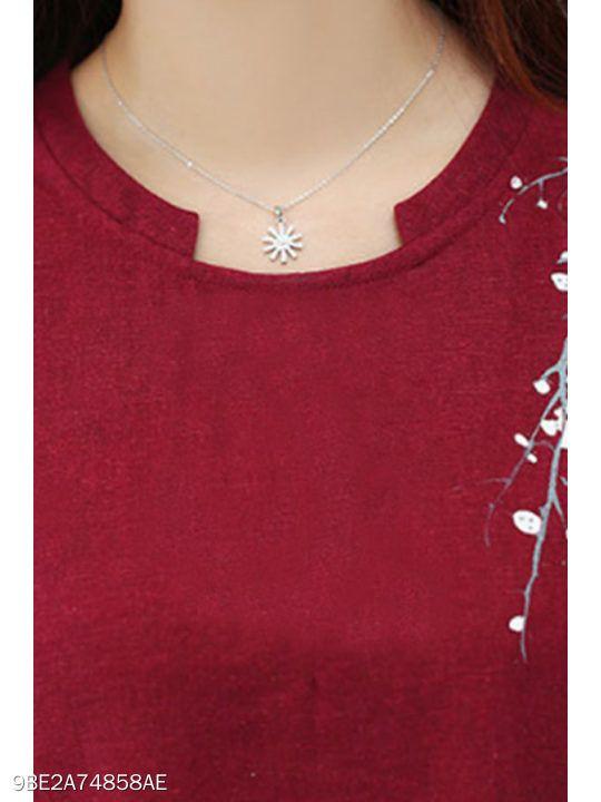 Latest Churidar Neck Models Salwar Patterns (179)