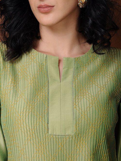 Latest Churidar Neck Models Salwar Patterns (181)