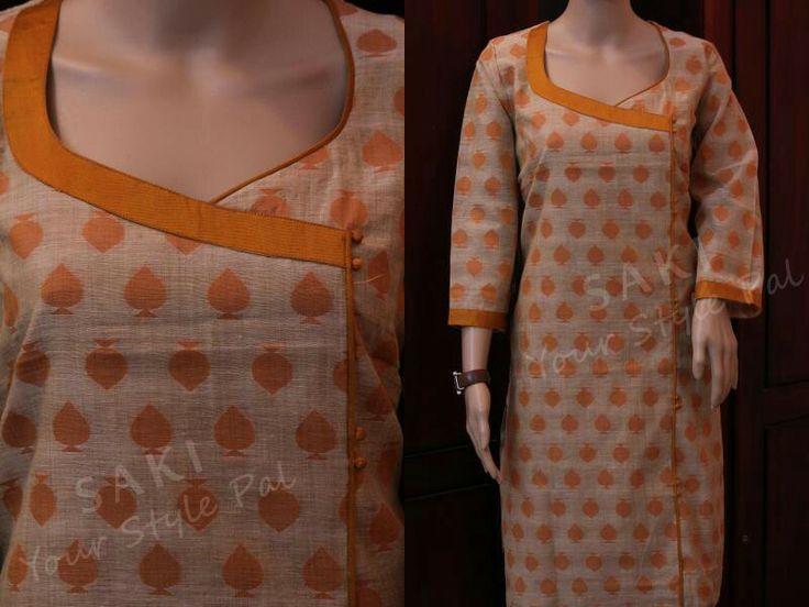 Latest Churidar Neck Models Salwar Patterns (186)