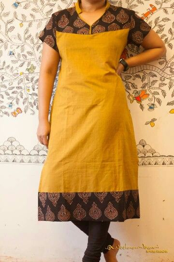 Latest Churidar Neck Models Salwar Patterns (197)