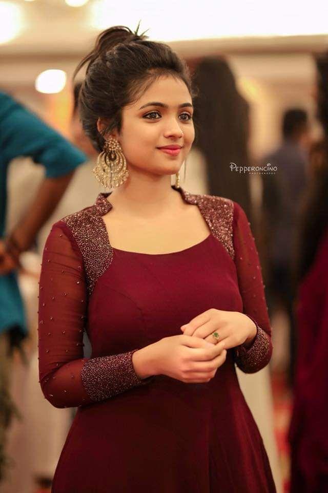 Latest Churidar Neck Models Salwar Patterns (21)