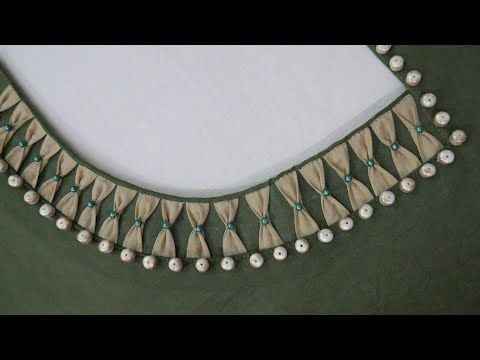Latest Churidar Neck Models Salwar Patterns (211)