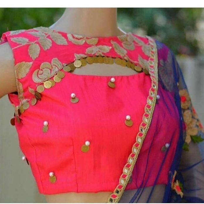 Latest Churidar Neck Models Salwar Patterns (221)