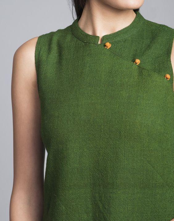 Latest Churidar Neck Models Salwar Patterns (236)