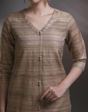 Latest Churidar Neck Models Salwar Patterns (27)