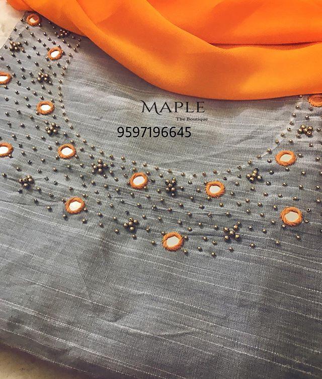 Latest Churidar Neck Models Salwar Patterns (39)