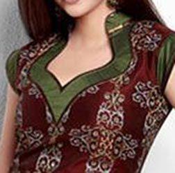Latest Churidar Neck Models Salwar Patterns (5)