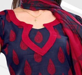 Latest Churidar Neck Models Salwar Patterns (56)