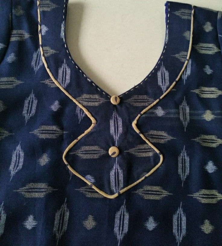 Latest Churidar Neck Models Salwar Patterns (65)