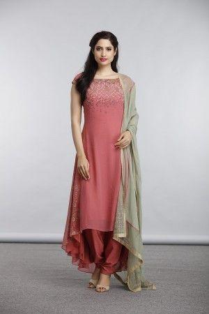 Latest Churidar Neck Models Salwar Patterns (66)