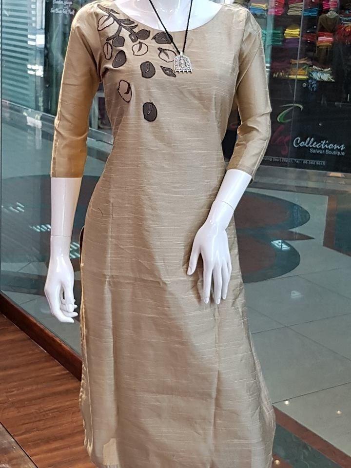 Latest Churidar Neck Models Salwar Patterns (79)