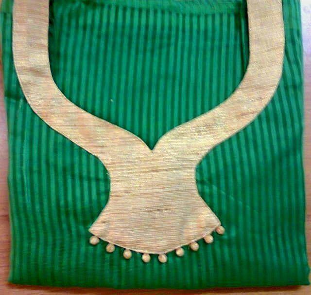 Latest Churidar Neck Models Salwar Patterns (85)
