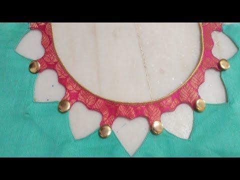 Latest Churidar Neck Models Salwar Patterns (91)