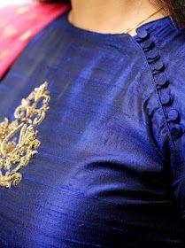 Latest Churidar Neck Models Salwar Patterns (95)