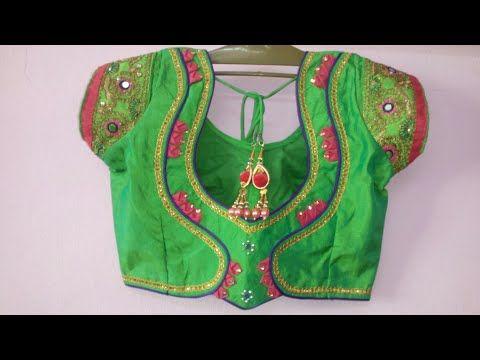 Latest Churidar Neck Models Salwar Patterns (97)