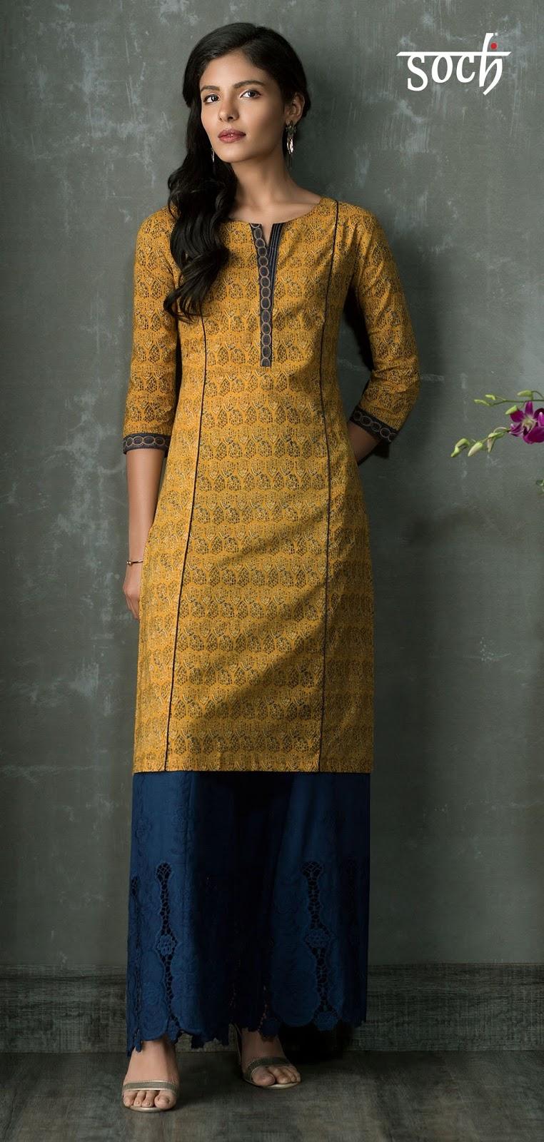 Latest Churidar Neck Models Salwar Patterns (99)