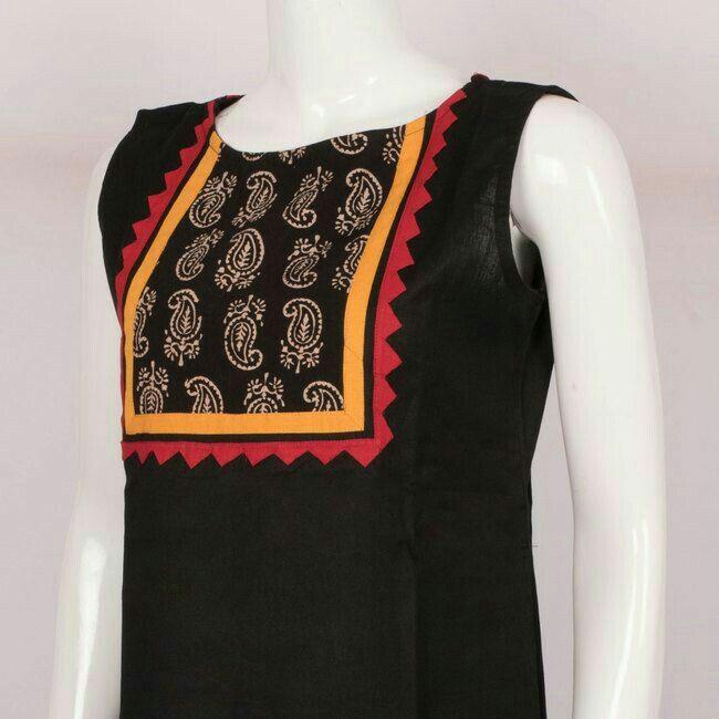Salwar Kameez Neck Designs Catalogue (100)
