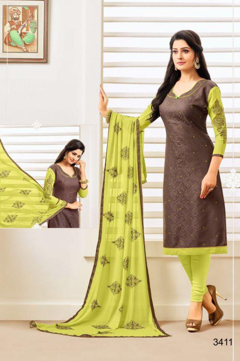Salwar Kameez Neck Designs Catalogue (102)