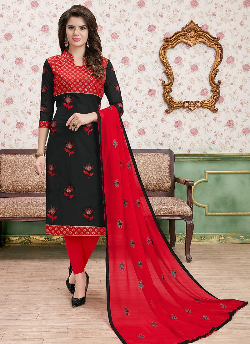 Salwar Kameez Neck Designs Catalogue (107)