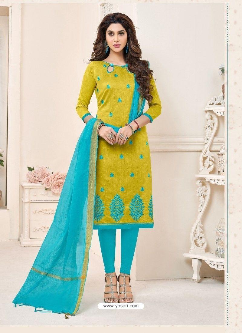 Salwar Kameez Neck Designs Catalogue (108)