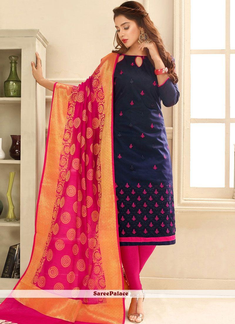 Salwar Kameez Neck Designs Catalogue (110)