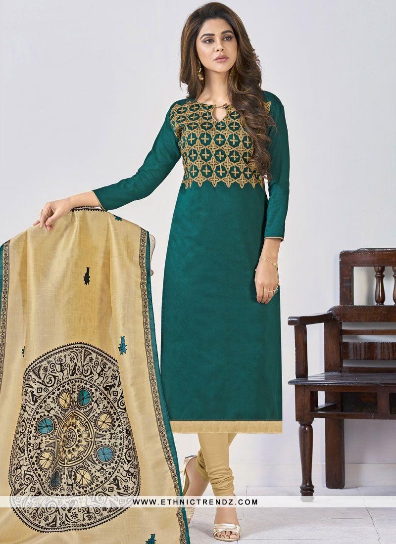 Salwar Kameez Neck Designs Catalogue (118)