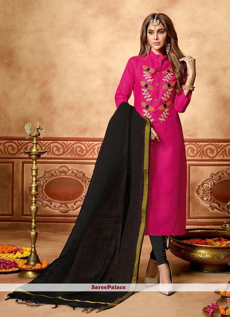 Salwar Kameez Neck Designs Catalogue (136)