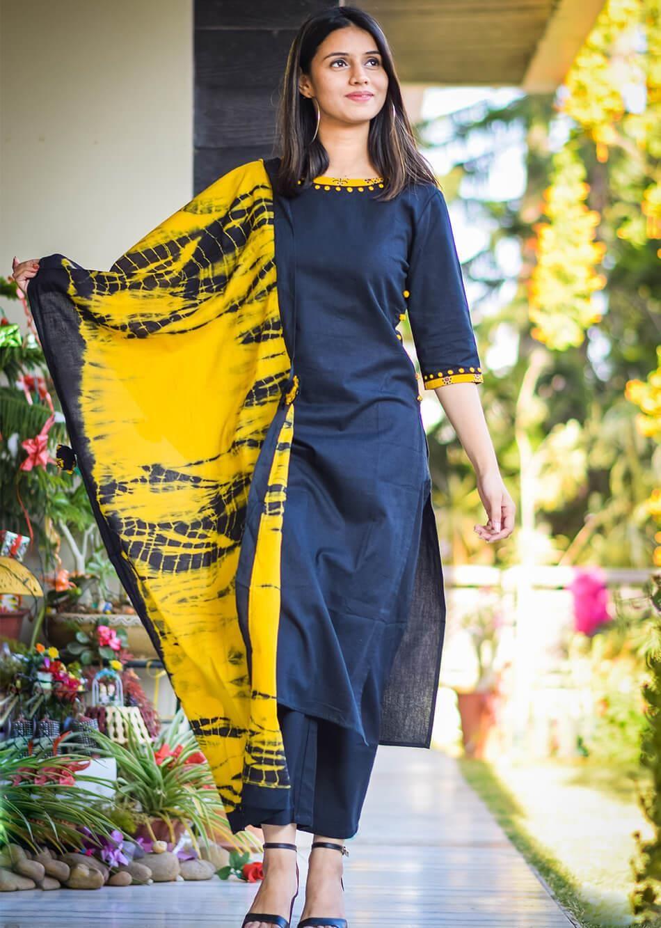 Salwar Kameez Neck Designs Catalogue (14)