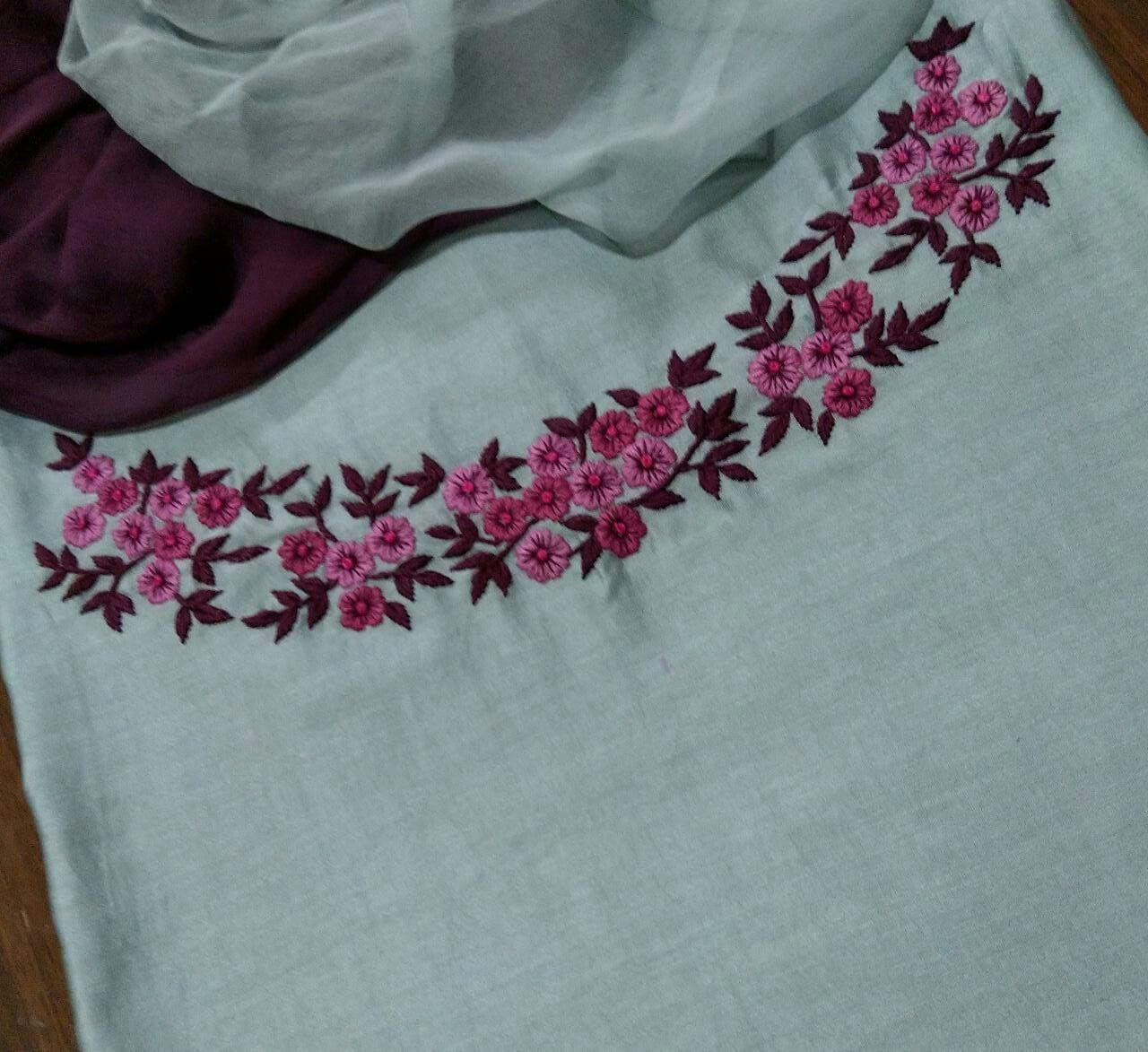 Salwar Kameez Neck Designs Catalogue (149)