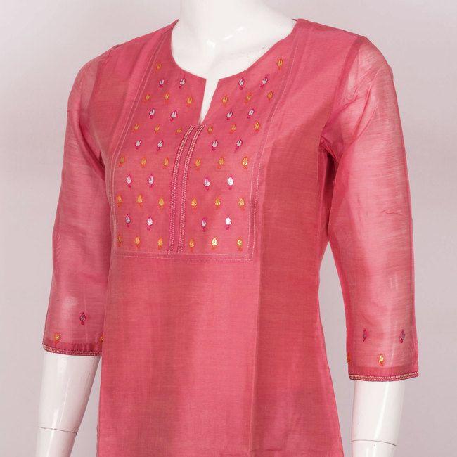 Salwar Kameez Neck Designs Catalogue (155)