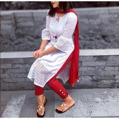 Salwar Kameez Neck Designs Catalogue (165)
