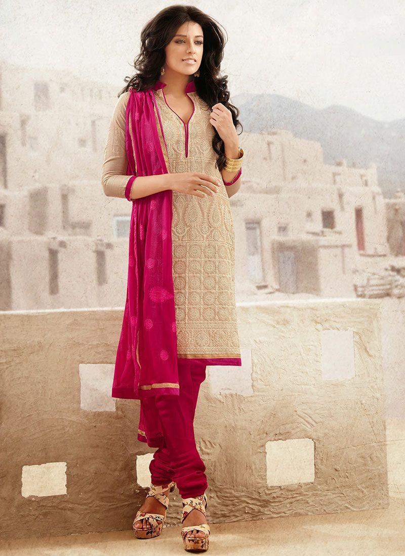 Salwar Kameez Neck Designs Catalogue (17)
