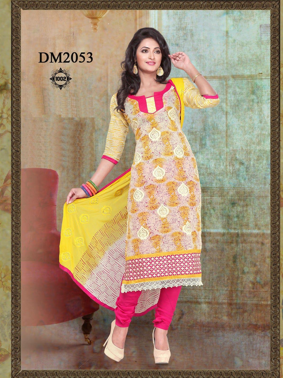 Salwar Kameez Neck Designs Catalogue (171)