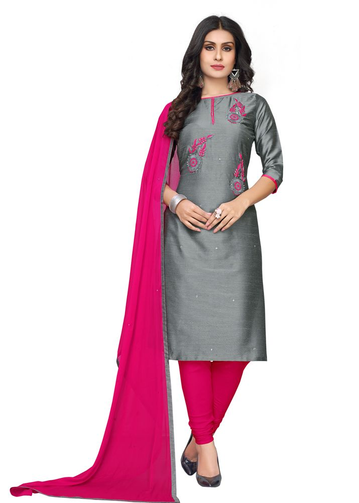 Salwar Kameez Neck Designs Catalogue (172)