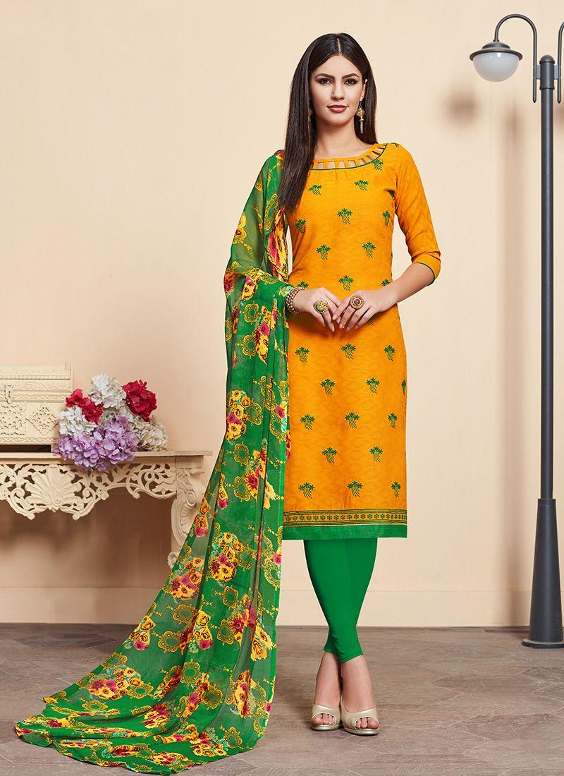 Salwar Kameez Neck Designs Catalogue (174)