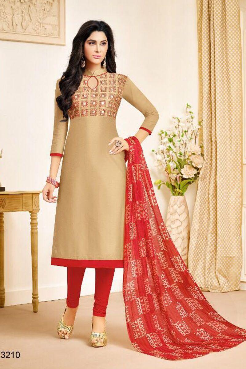 Salwar Kameez Neck Designs Catalogue (178)