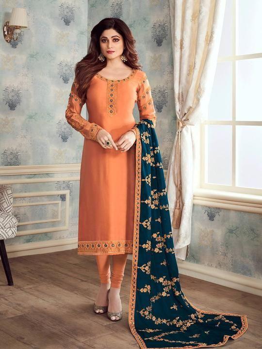 Salwar Kameez Neck Designs Catalogue (187)
