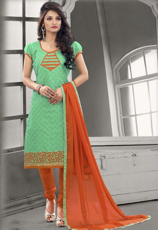 Salwar Kameez Neck Designs Catalogue (19)