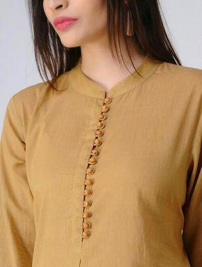 Salwar Kameez Neck Designs Catalogue (195)