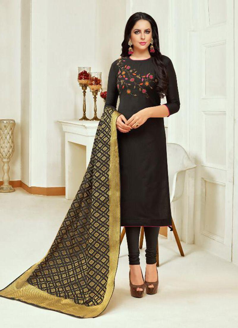 Salwar Kameez Neck Designs Catalogue (2)