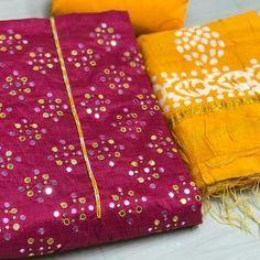 Salwar Kameez Neck Designs Catalogue (206)