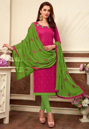 Salwar Kameez Neck Designs Catalogue (216)