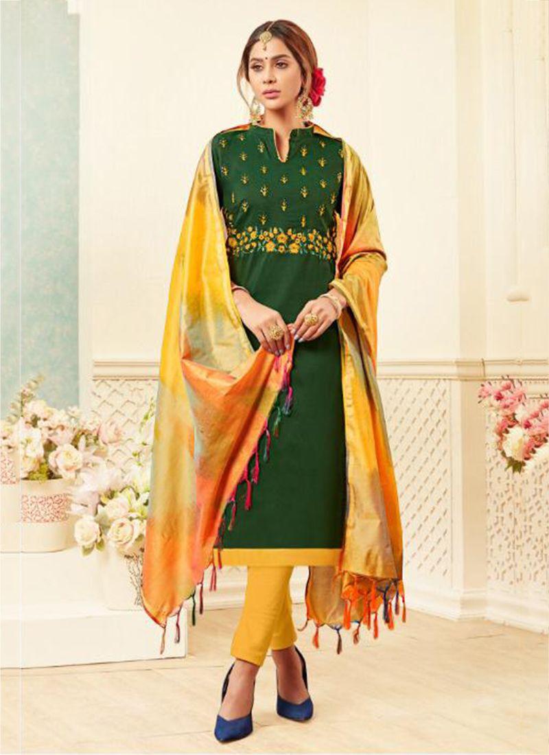 Salwar Kameez Neck Designs Catalogue (22)
