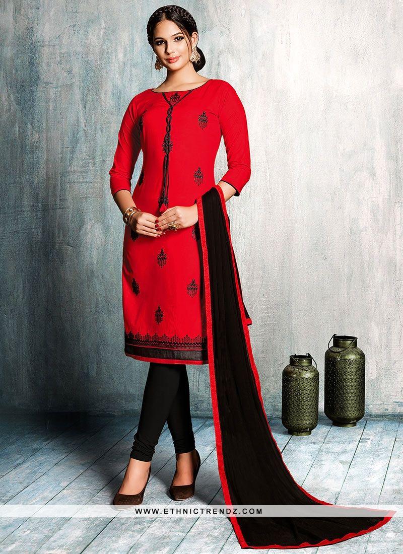 Salwar Kameez Neck Designs Catalogue (224)