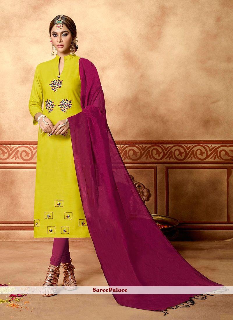 Salwar Kameez Neck Designs Catalogue (225)