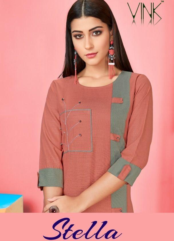 Salwar Kameez Neck Designs Catalogue (226)