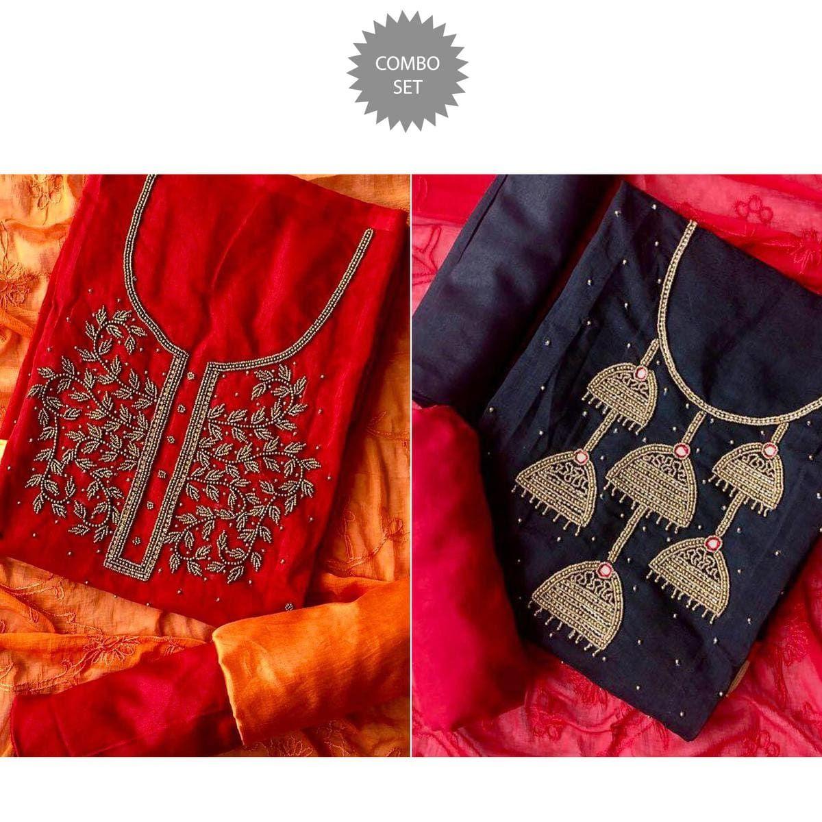 Salwar Kameez Neck Designs Catalogue (23)