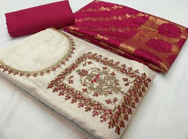 Salwar Kameez Neck Designs Catalogue (231)