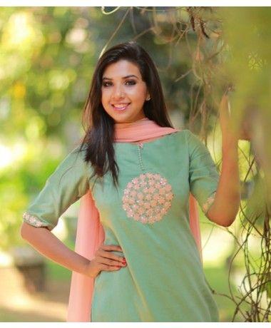Salwar Kameez Neck Designs Catalogue (233)