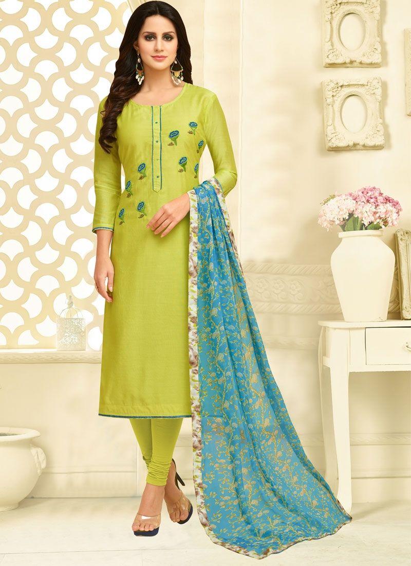 Salwar Kameez Neck Designs Catalogue (235)